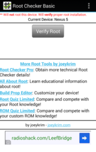 root_check